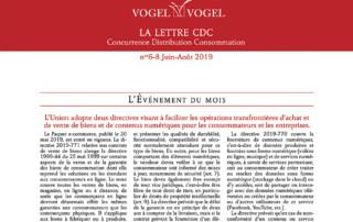 Vogel & Vogel • CDC n6-8 2019