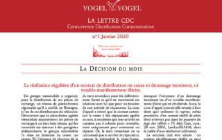 Vogel & Vogel • CDC n1 2020