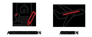 Vogel & Vogel • PRACTICE AREAS • ADMINISTRATION • AVIATION