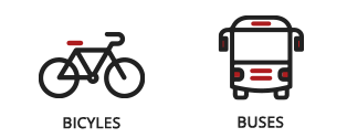 Vogel & Vogel • PRACTICE AREAS • BICYCLES • BUSES