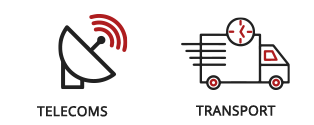 Vogel & Vogel • PRACTICE AREAS • TELECOMS • TRANSPORTS