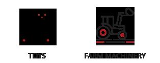 Vogel & Vogel • PRACTICE AREAS • TOYS • FARM MACHINERY