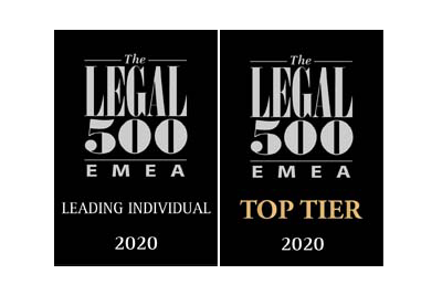 Legal 500 • Vogel&Vogel