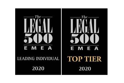 Legal 500 • Vogel&Vogel