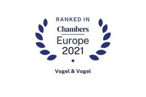 VOGEL&VOGEL • CHAMBERS EUROPE