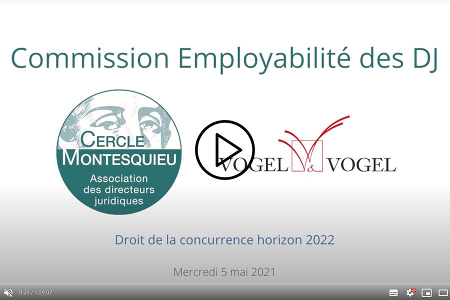 Commission Employabilite DJ - Mai 2021