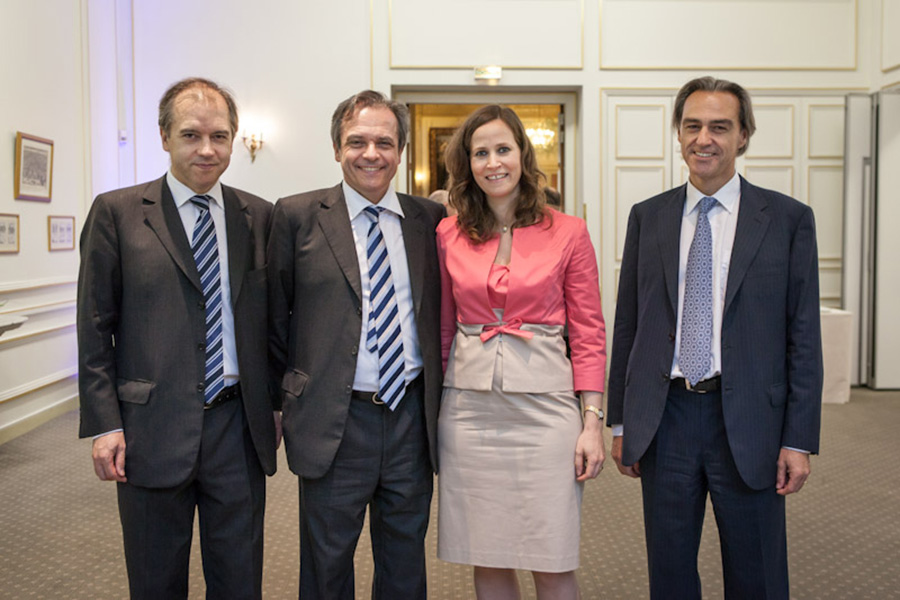 Vogel & Vogel • Prix Vogel 2012
