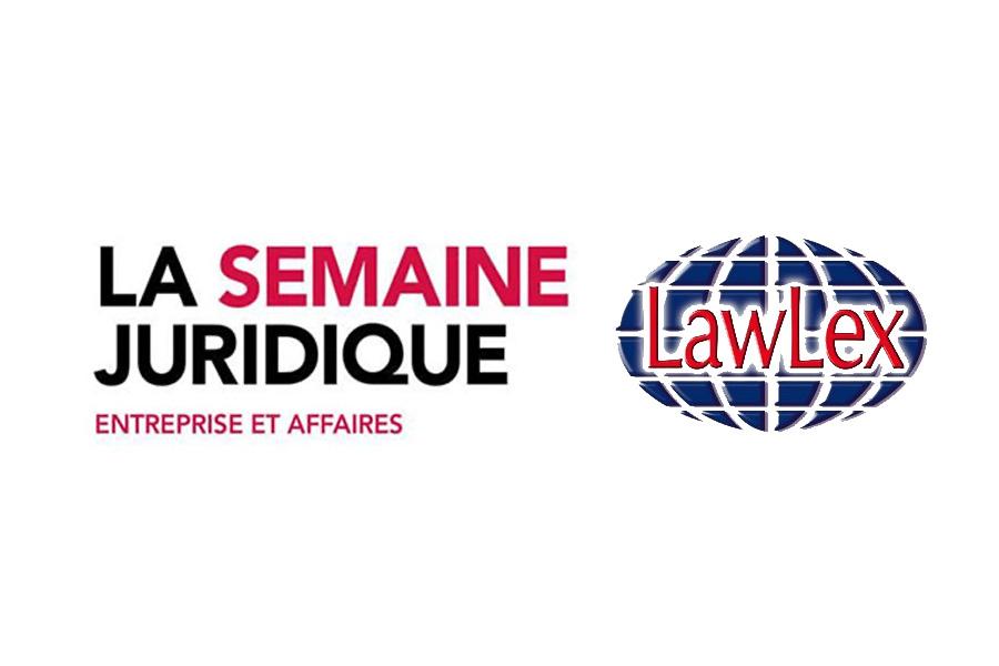 Semaine juridique et LAwlex • Partenaires du Prix Vogel
